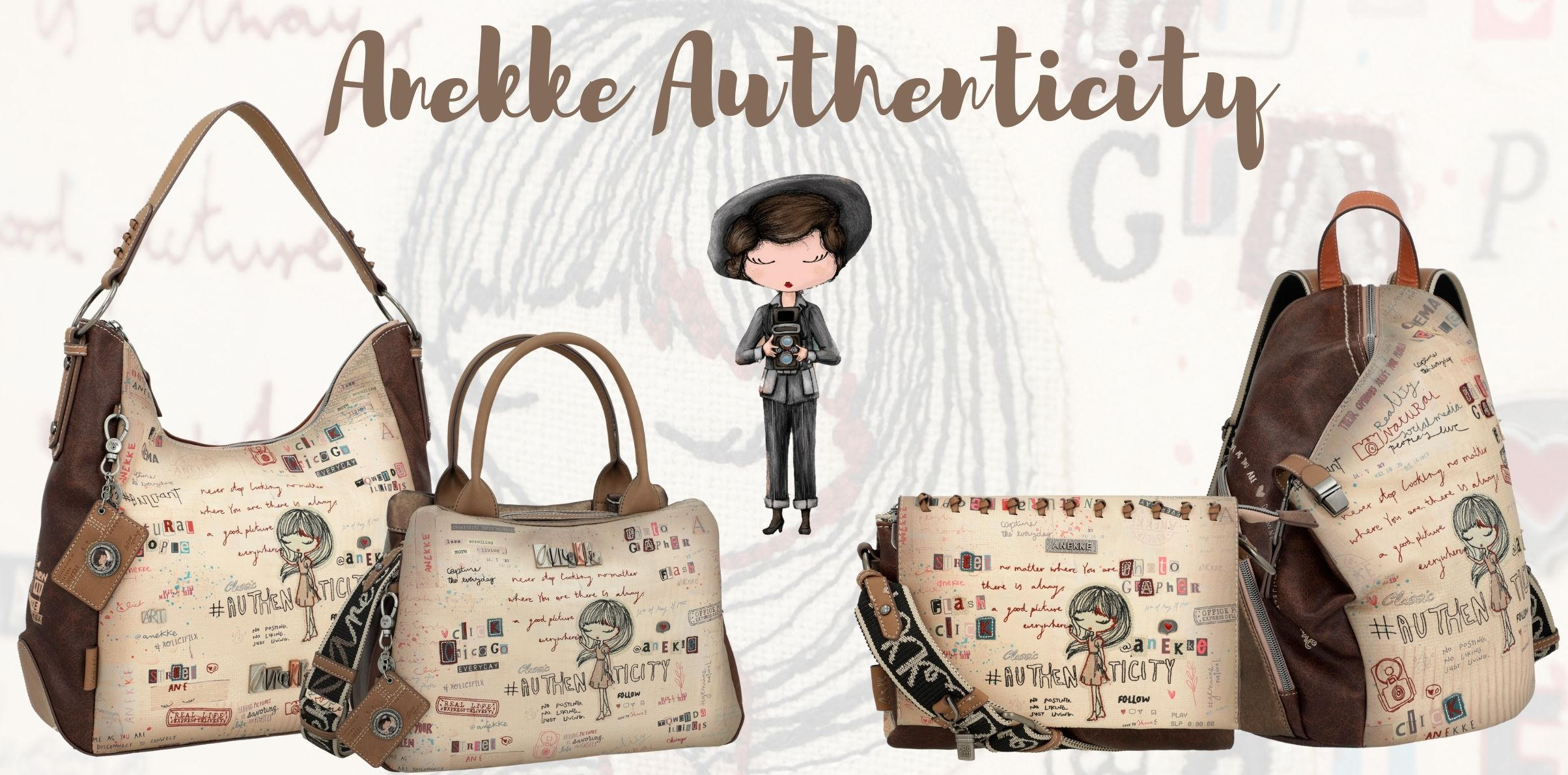 Anekke Authenticity