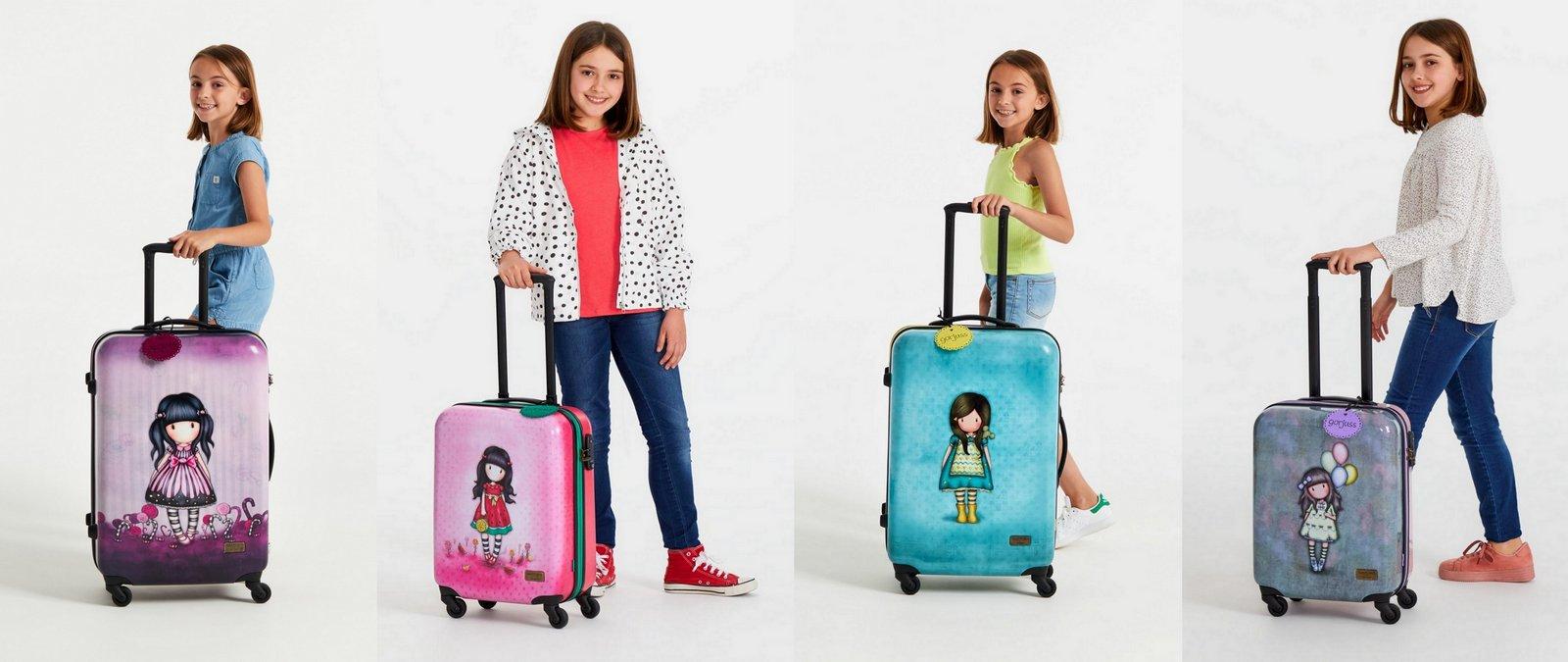 Santoro London - cestovné kufre