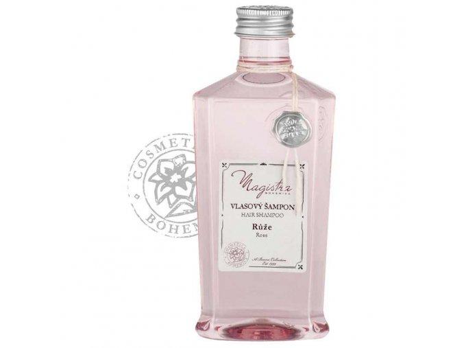 Vlasový šampón Magistra - ruža 250ml