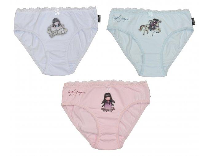 Santoro Gorjuss - Dievčenské nohavičky
