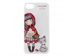Santoro Gorjuss - Little Red Riding Hood - Obal na mobil