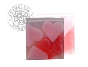 Mydlo - valentín  120g