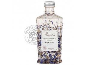 olejový kúpel modré byliny