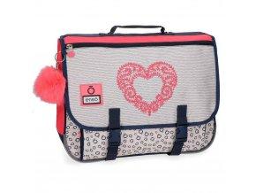Enso - Heart - Školská taška