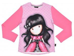 Santoro Gorjuss - Ladybird - Dievčenské tričko s dlhým rukávom