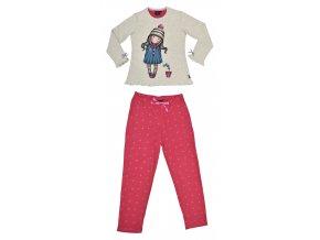 Santoro Gorjuss - Pom Pom - Dievčenské pyžamo