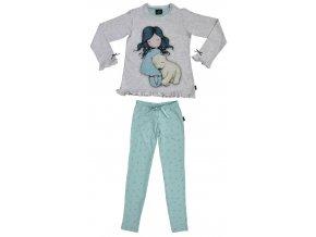 Santoro Gorjuss - The Bear - Dievčenské pyžamo