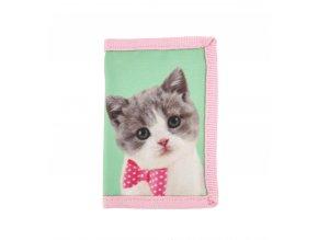 Peňaženka - Mačka