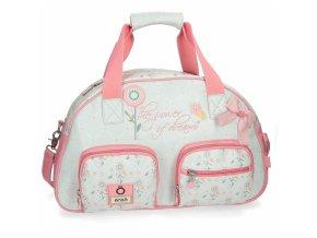 Enso - Owls  Cestovná taška