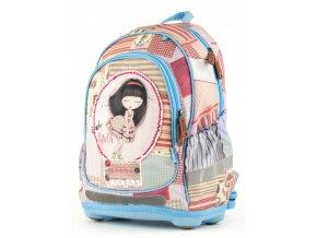 Anekke Patchwork - Školská taška