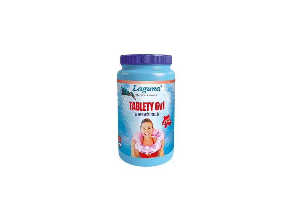 Multifunkční tablety 6v1