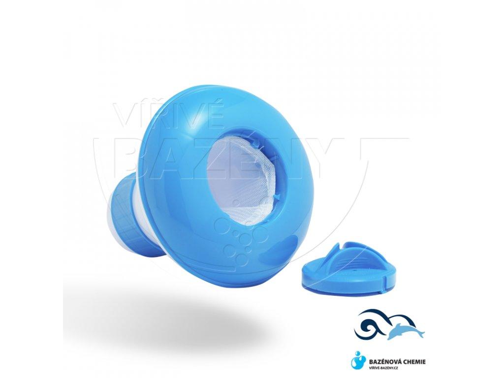 Plovák na tablety - chlorinátor malý