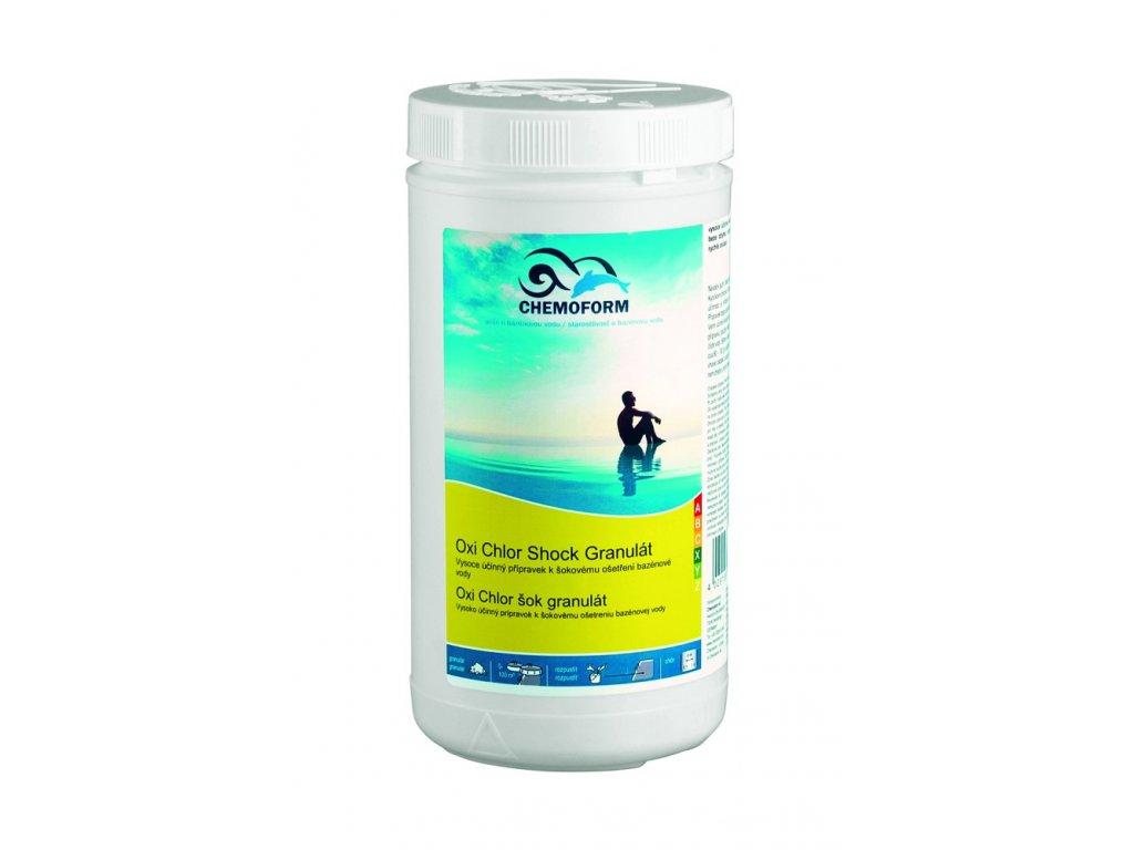 100513001 Oxi chlor shock granulat 1kg