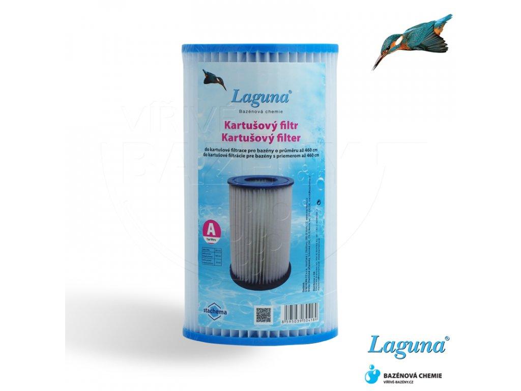 Kartušový filtr velký Intex A - pro bazény o průměru až 460 cm
