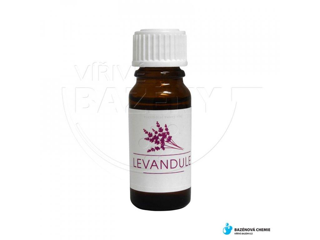 Esenciální vonný olej do infrasauny - Levandule 10 ml