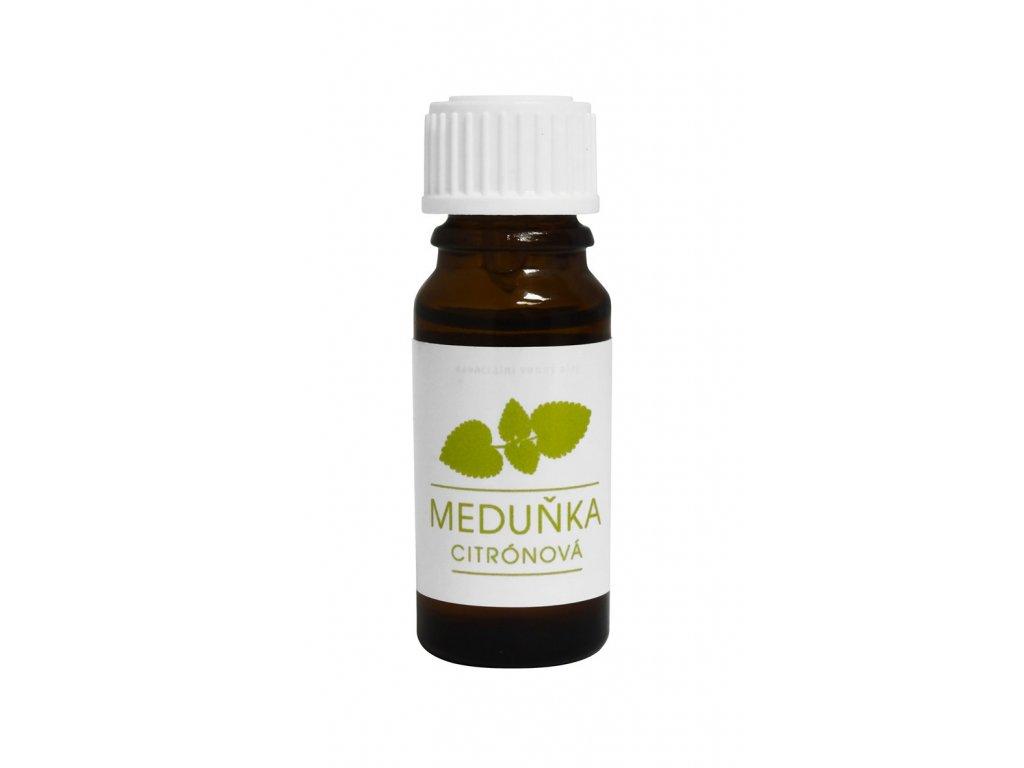 Esenciální vonný olej do infrasauny - Meduňka 10 ml
