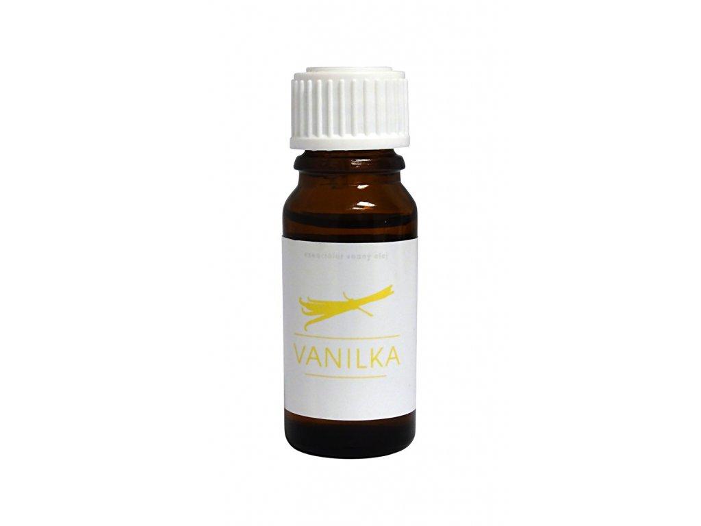 Esenciální vonný olej do infrasauny - Vanilka 10 ml