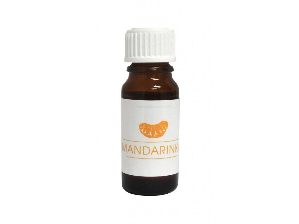 Esenciální vonný olej do infrasauny - Mandarinka 10 ml