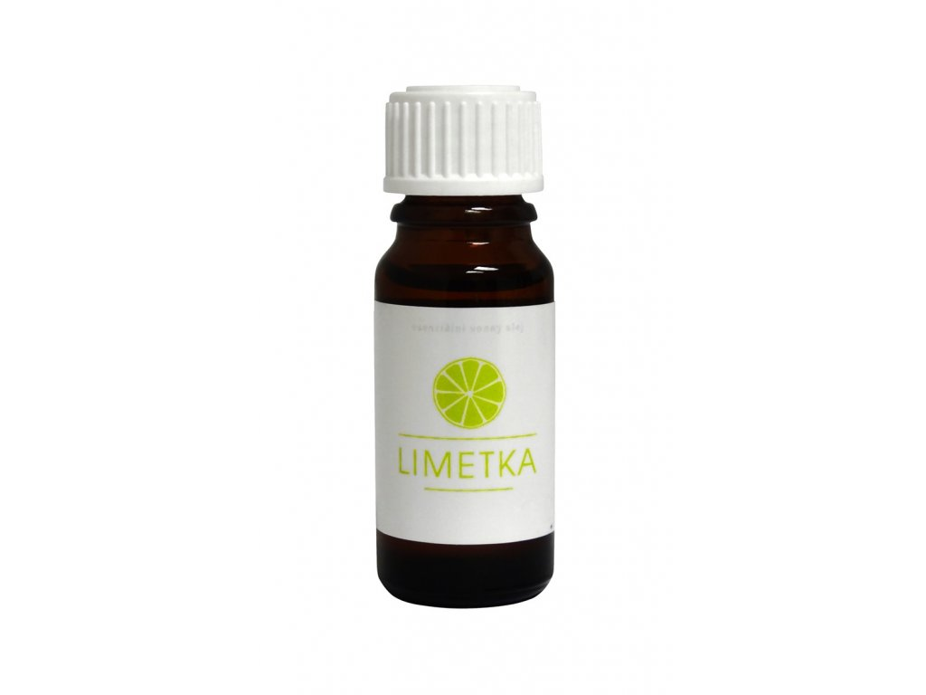 Esenciální vonný olej do infrasauny - Limetka 10 ml