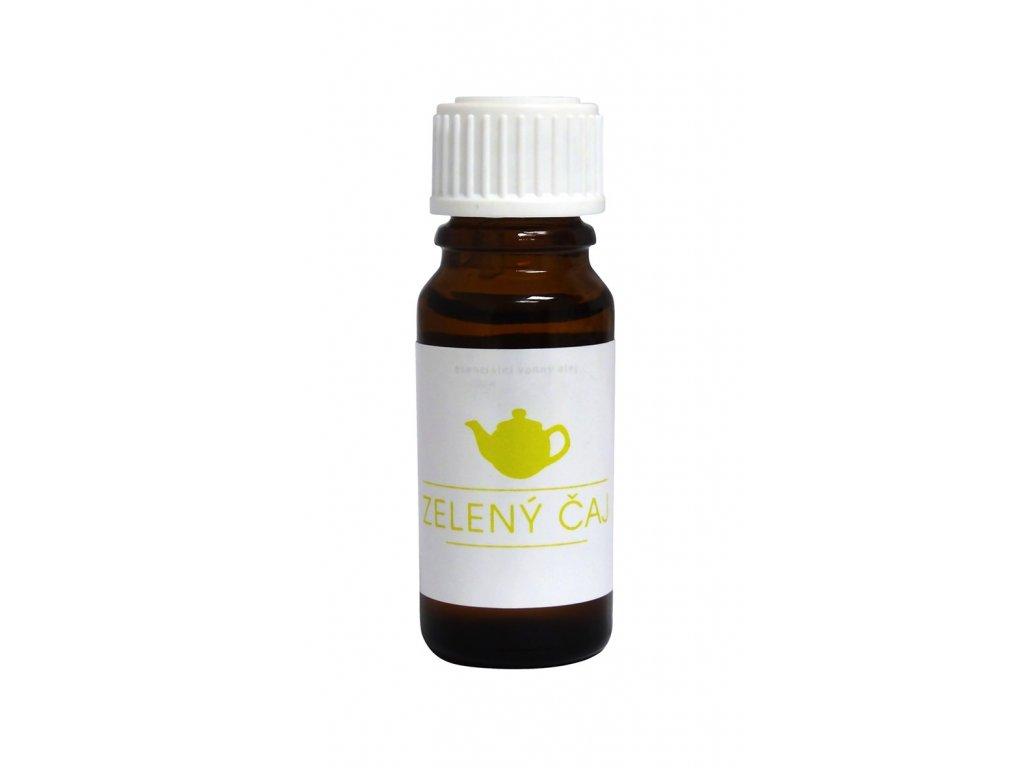 Esenciální vonný olej do infrasauny - Zelený čaj 10 ml