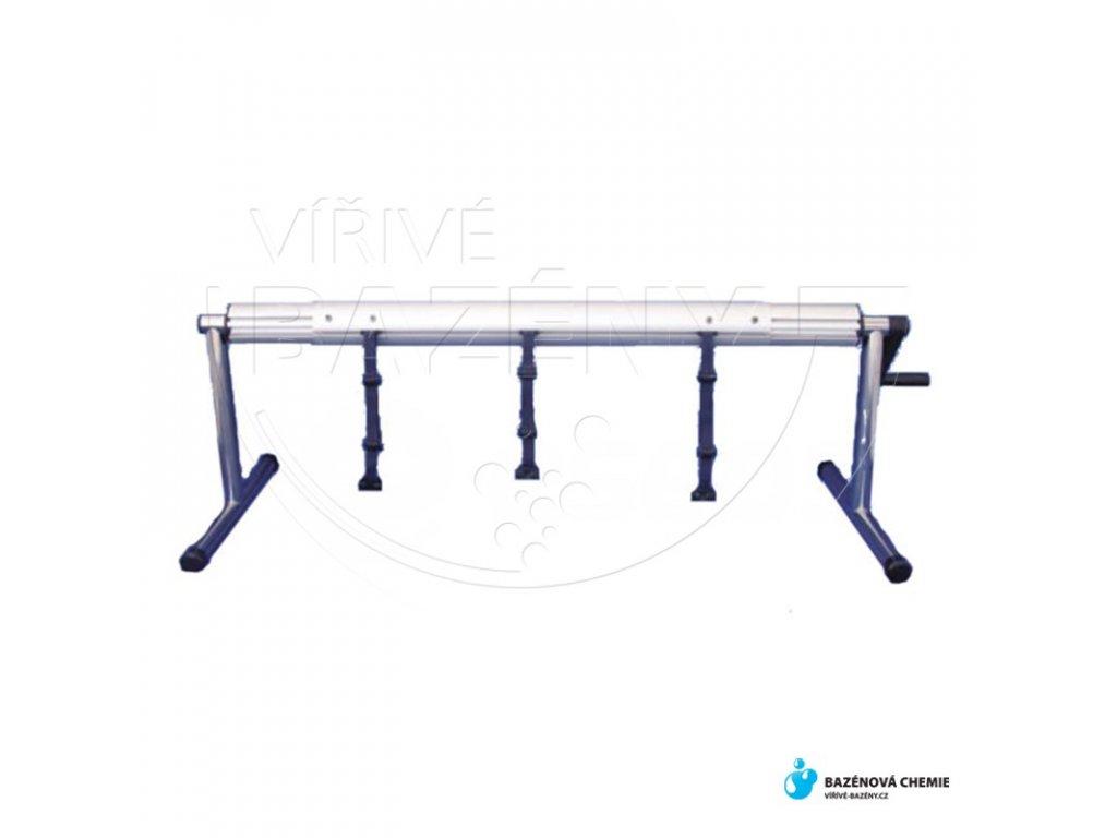Naviják na solární plachtu přenosný 2,6 - 4,3 m
