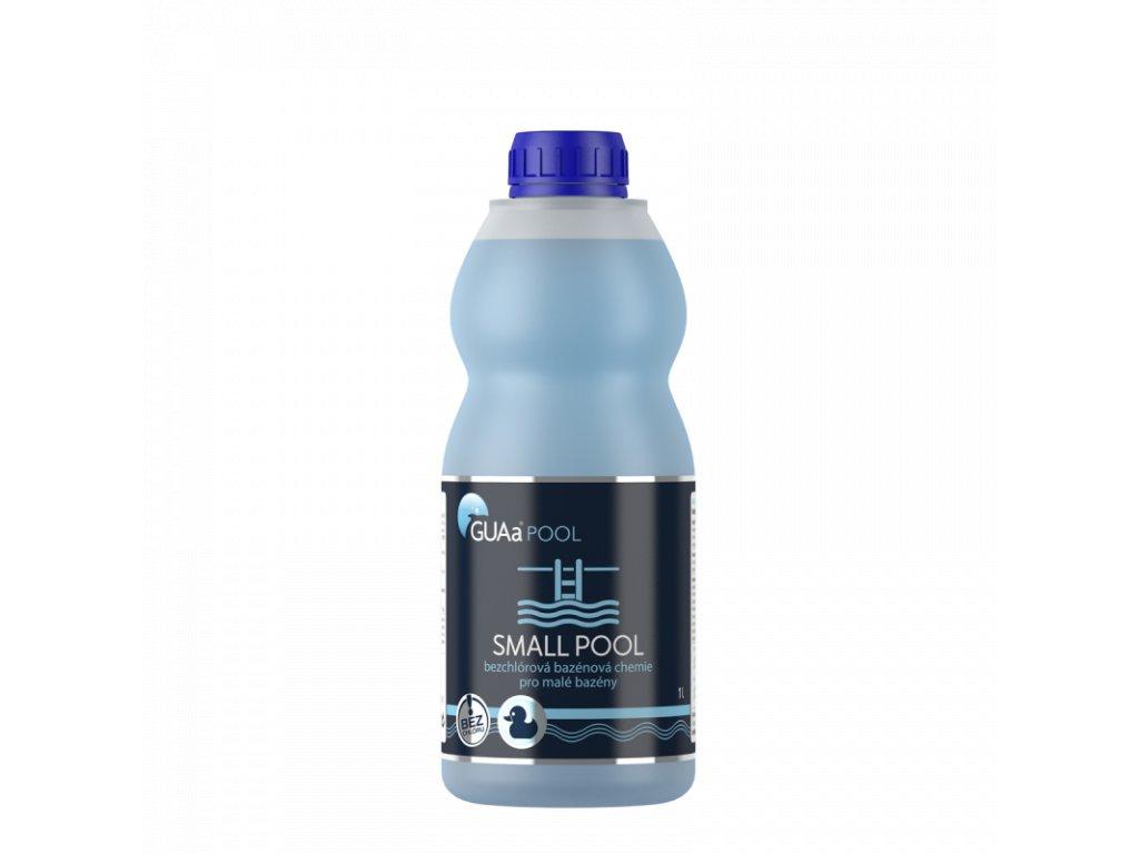 GUAA SMALL POOL - bezchlórová chemie