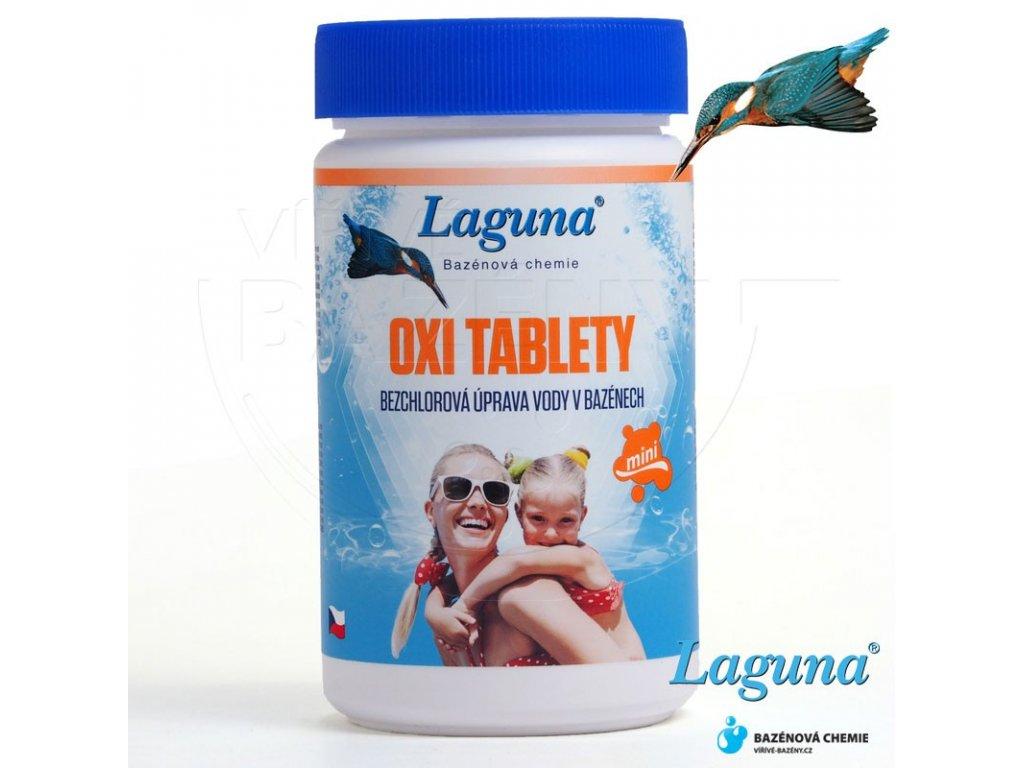 Laguna OXI tablety mini  20 g 1kg