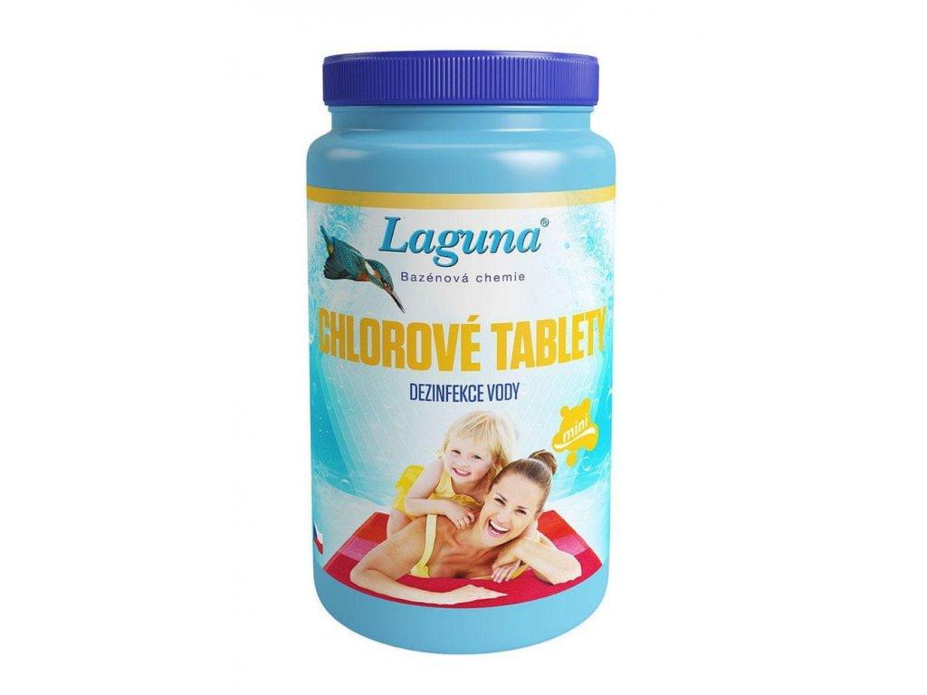 Laguna chlorové mini tablety 1 kg