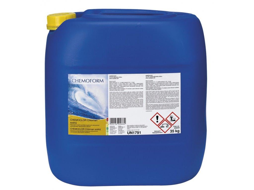 100586035 Chemoclor chlornan sodny 35kg