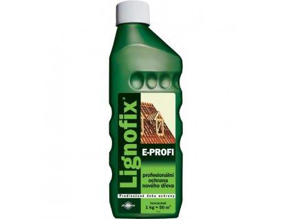 Lignofix E-Profi zelený