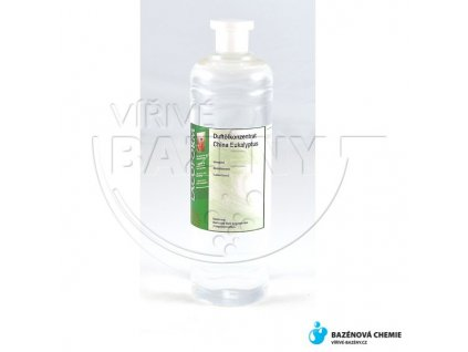 Prostorová aromata Eukalyptus