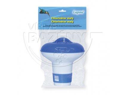 Dávkovač bazénové chemie - chlorinátor malý- plovák