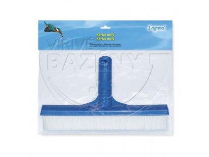 Kartáč malý na čištění bazénu