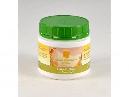 Peelingová sůl Mango