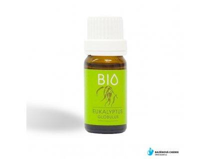 100% BIO Esenciální vonný olej - Eukalyptus globulus 11 ml