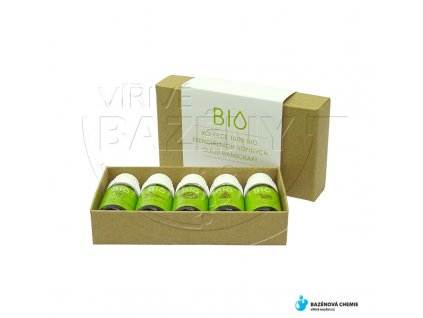 100% BIO Esenciální vonný olej BIO KOLEKCE 2