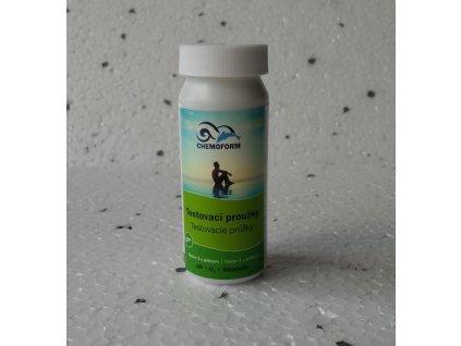Tester - proužky pH/O2/Alkalita (50 ks)