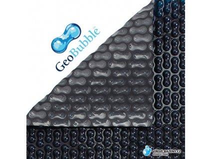 Solární fólie GeoBubble EnergyGuard 500mic. černá, metráž (šíře 3-4m)