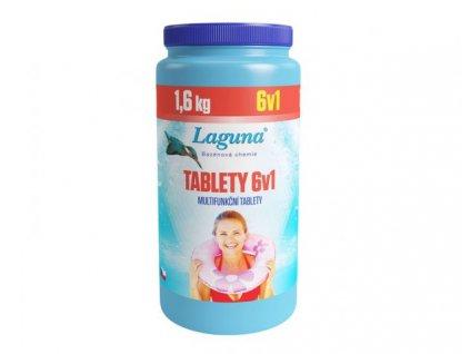 Laguna Multifunkční tablety 6v1