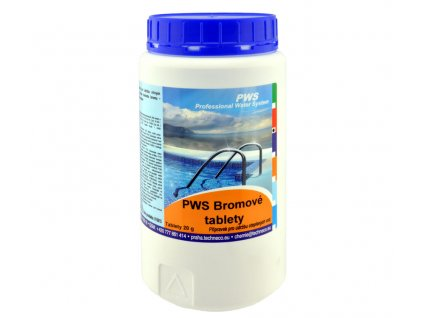 PWS bromove tablety 1 2