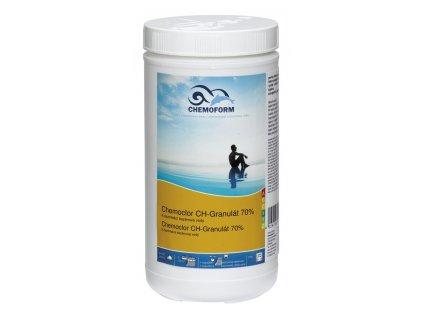 Chlor - Super šok CH-granulát 1 kg nestabilní