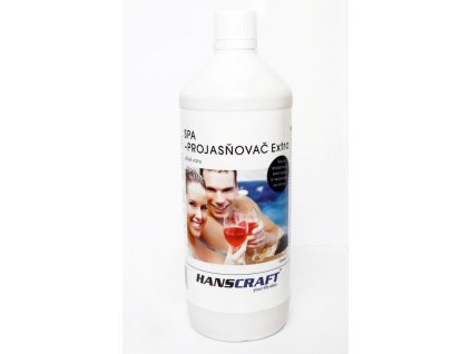 Chemie pro virivky Hanscraft Projasnovac extra