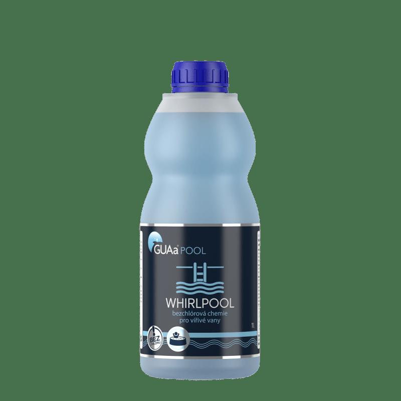 Bezchlórová chemie pro vířivé vany WHIRLPOOL 1 l