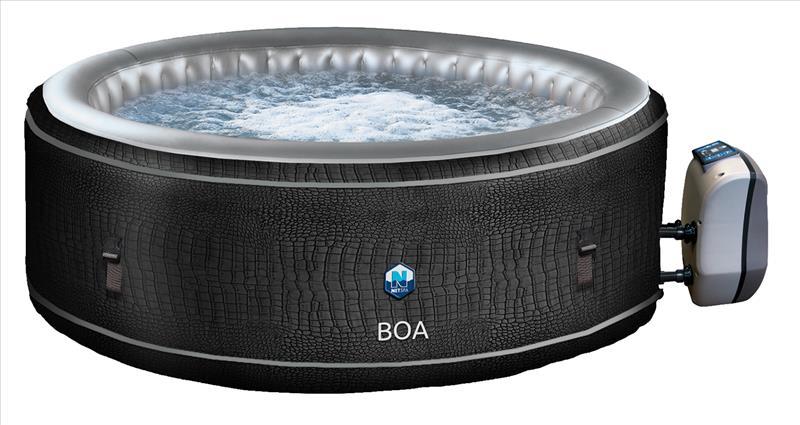 Nafukovací vířivka NetSpa Boa