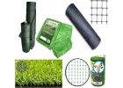Tkaniny, plachty a trávníky ve výprodeji