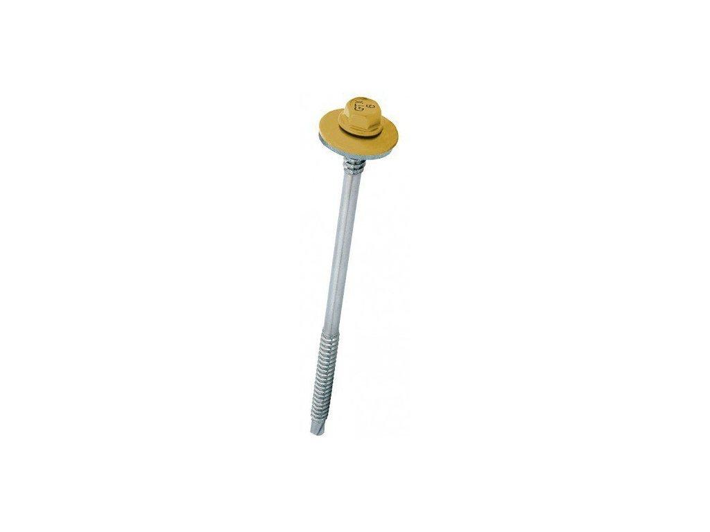 Samořezné šrouby nerezové 5,5 x 130 mm BIMETAL GTX 6 SP