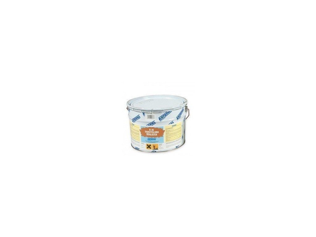 Bitumenové lepidlo na střešní šindel 1 litr K-36