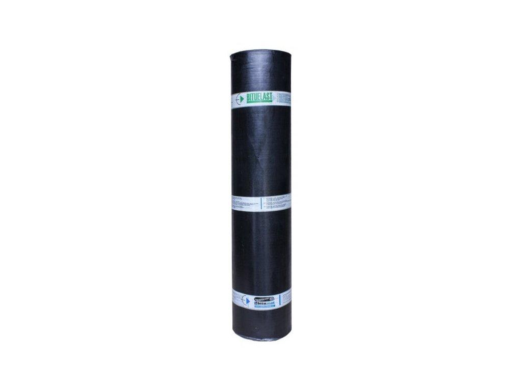 Asfaltová lepenka protiradonová BITUELAST skelná rohož 3,5mm
