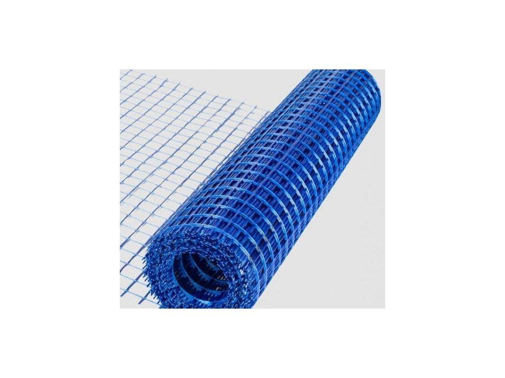 Armovací tkanina 110g modrá perlinka Masternet (50 m2)