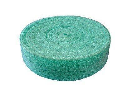 Okrajový pásek dilatační 10 x 120 mm MIRELON pás 50m